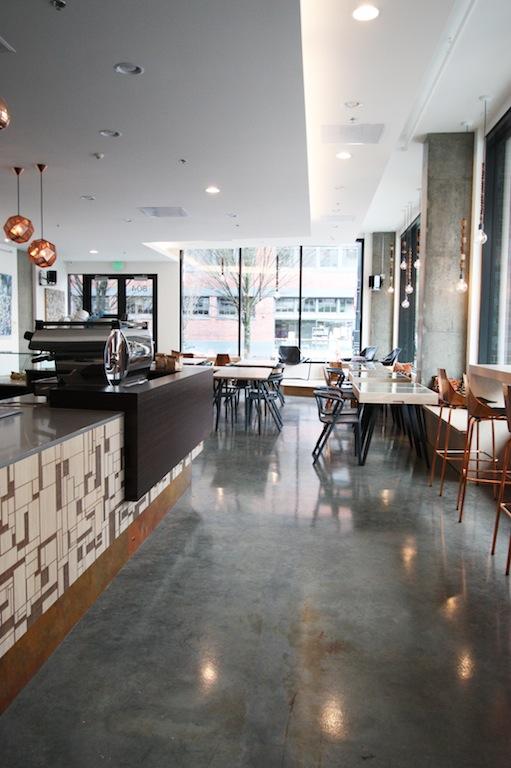 Restaurant Modern Remodel