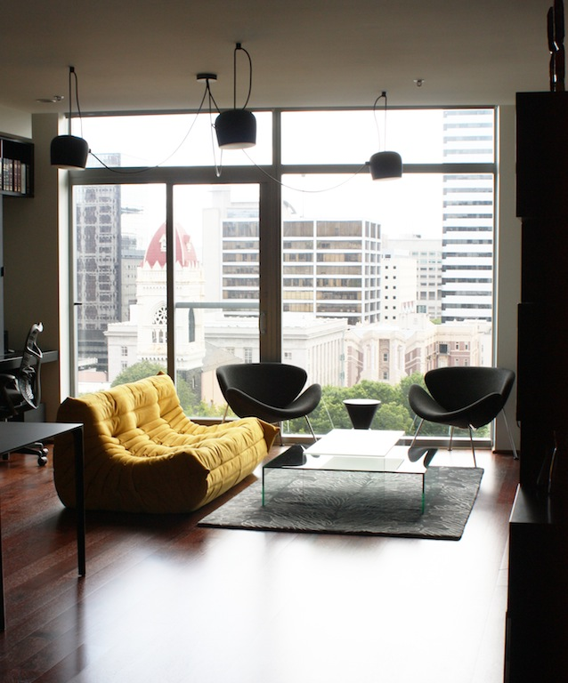 Urban Portland Condo Design