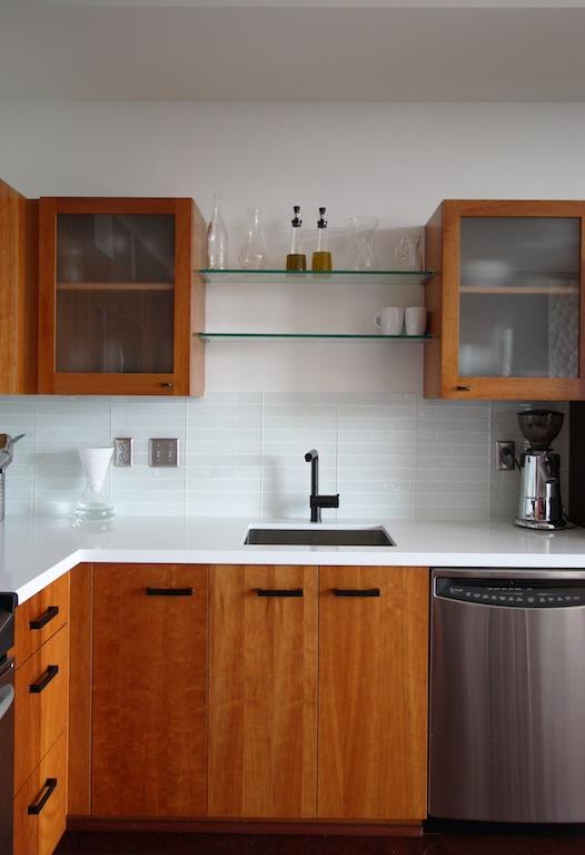 Portland Kitchen Loft Remodel