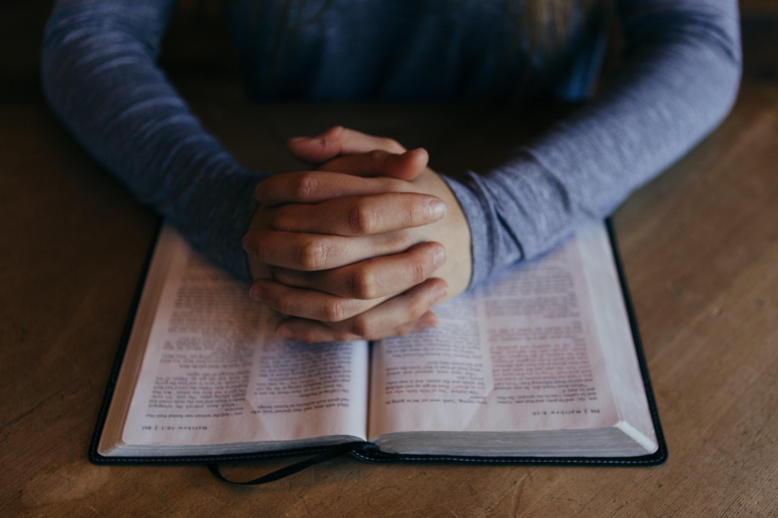 Instructing in Biblical Truth -