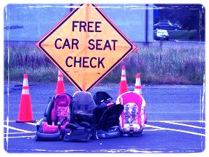 Whitestown car seat