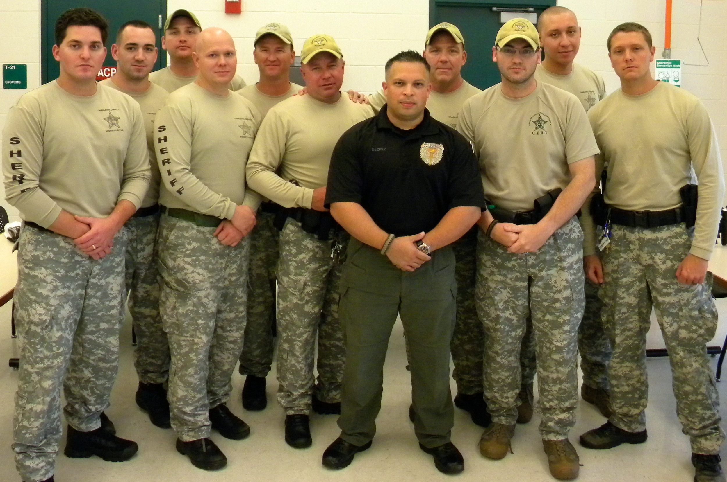 Corrections Tactical Operations....Experience Matters!!!
