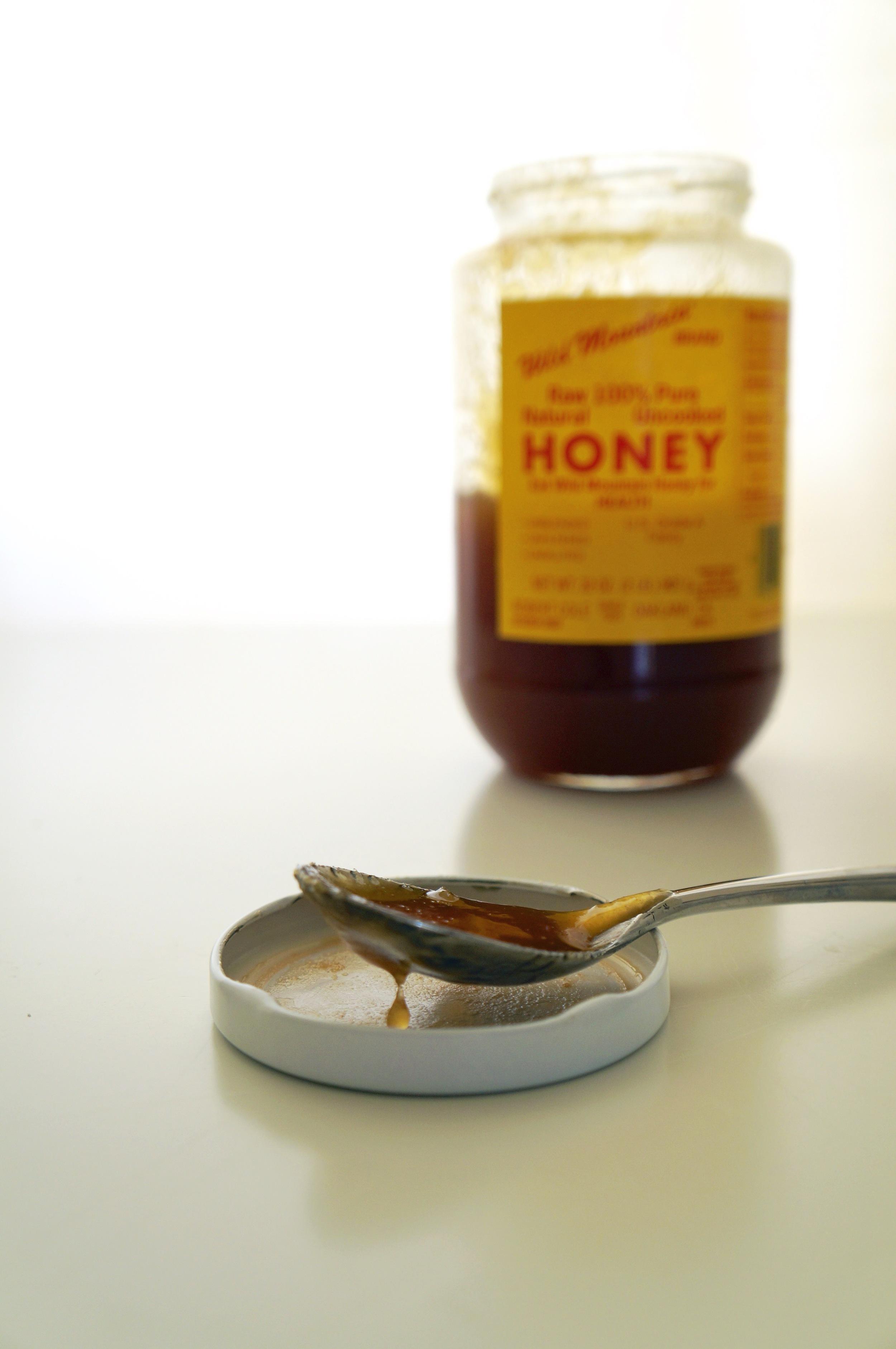 the honey pat via sarahdigrazia.com