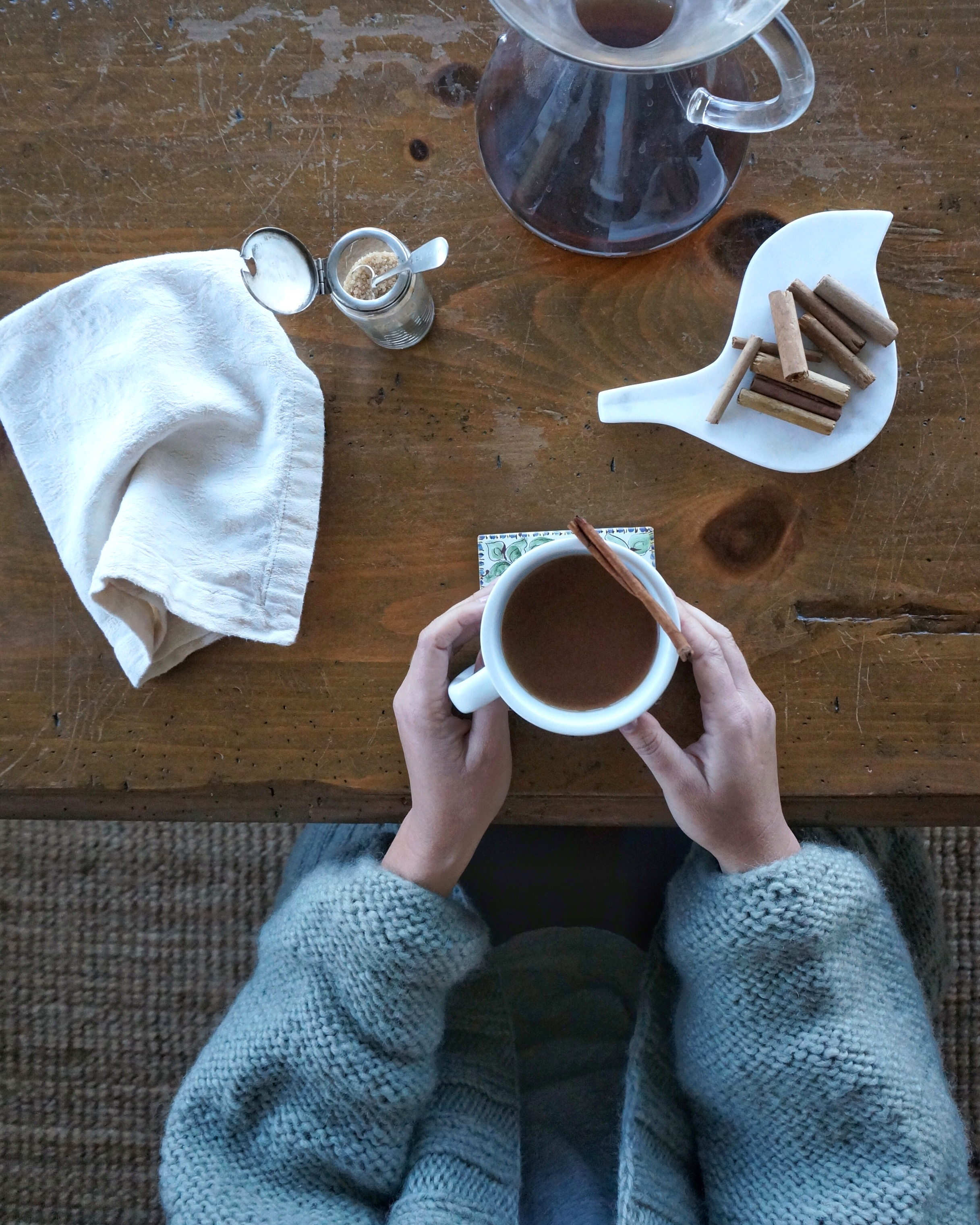 3 healthier hot drink recipes