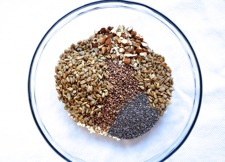 simple cinnamon vanilla granola recipe