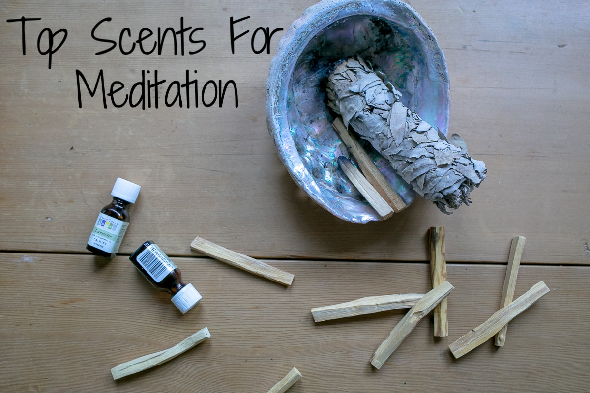 Top Scents for Meditation