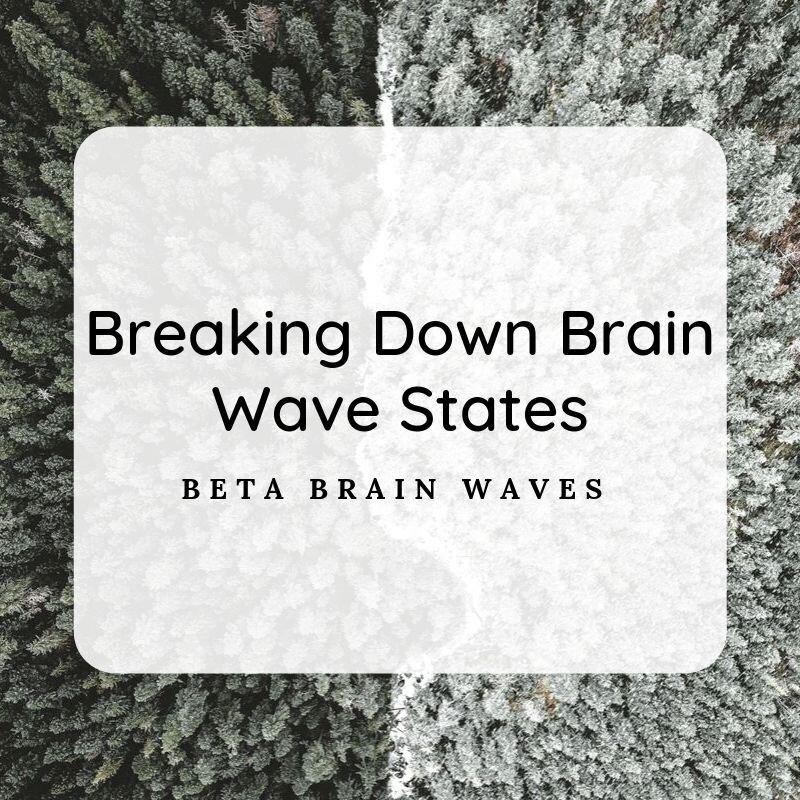 breaking down brain wave states