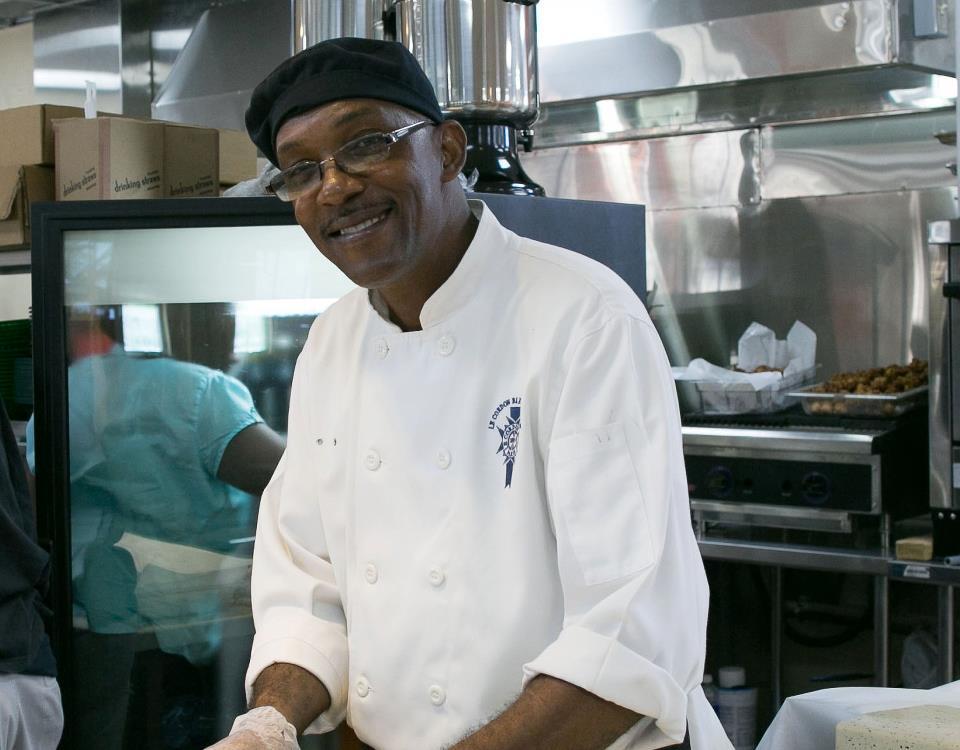 Mac the chef