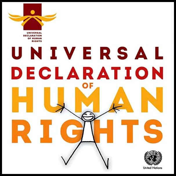 The Universal Declaration of Human Rights. Circle of Daydreams. www.circleofdaydreams.com
