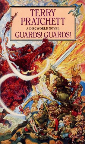 Guards! Guards! Cover