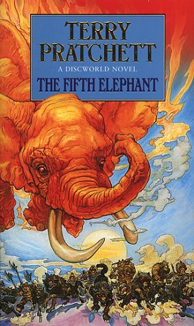 The Fifth Elephant Cover