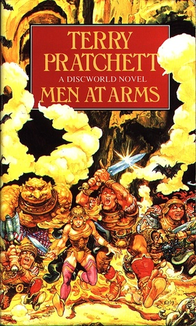Men at Arms Cover