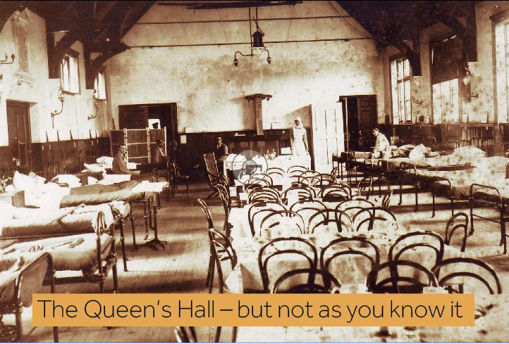 Queens Hall Cuckfield