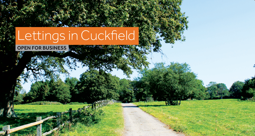 Village Letts, rural property letting specialist in Cuckfield