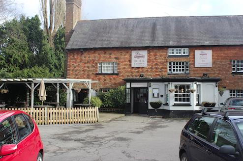 10) - Rose & Crown Pub, Cuckfield