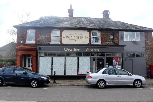 16) - The former Wealden Stores, London Road, Cuckfield