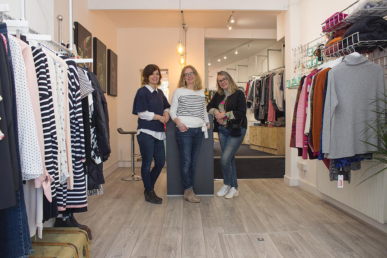 JoJo Boutique opens new store in Cuckfield