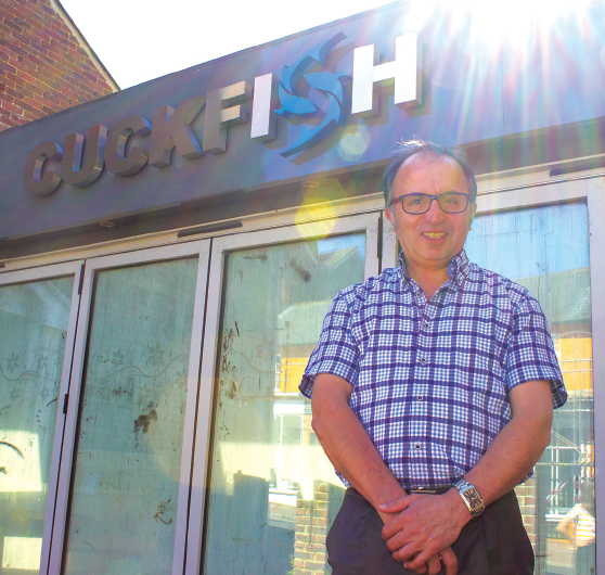 Cuckfish due to open in Cuckfield in July 2019