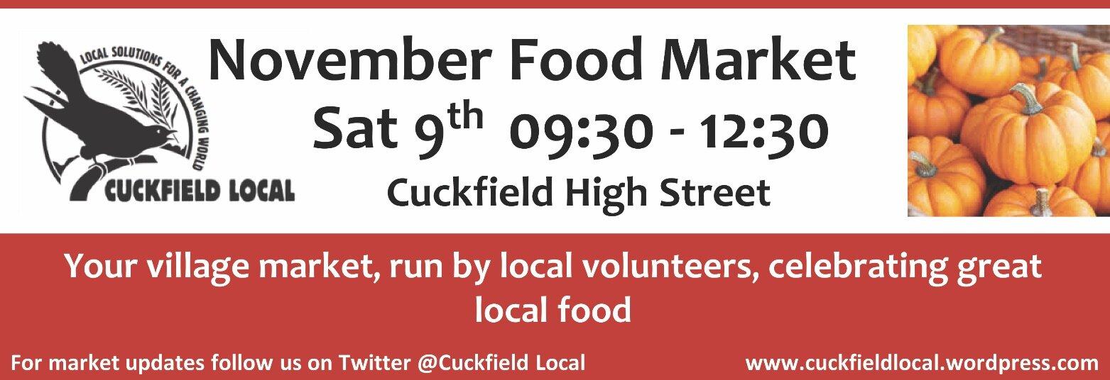 Cuckfield Local
