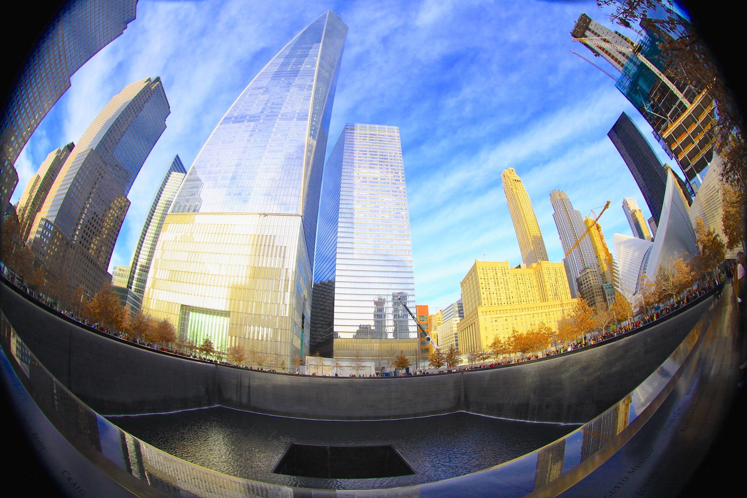 Ground Zero, Nov. 27, 2015. ©Bobby Magill