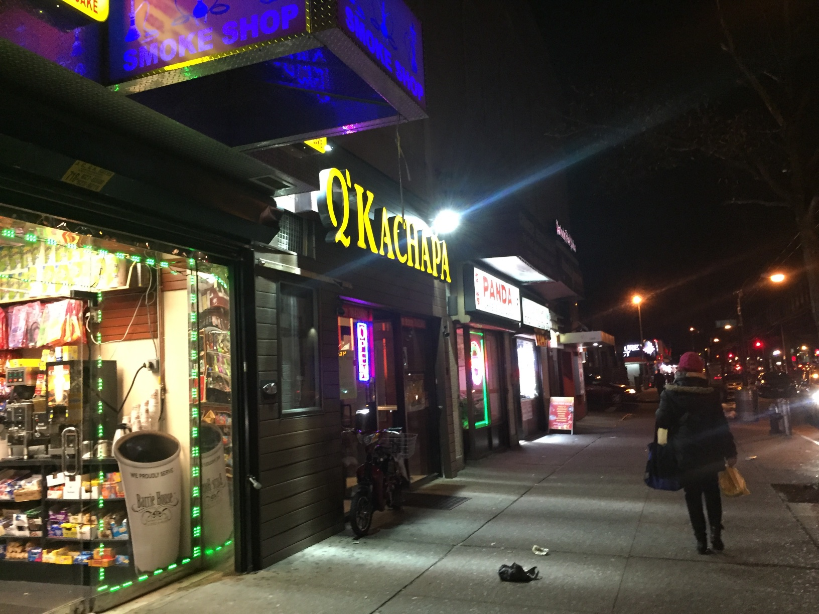 Q'Kachapa at 5625 Broadway in the Bronx.