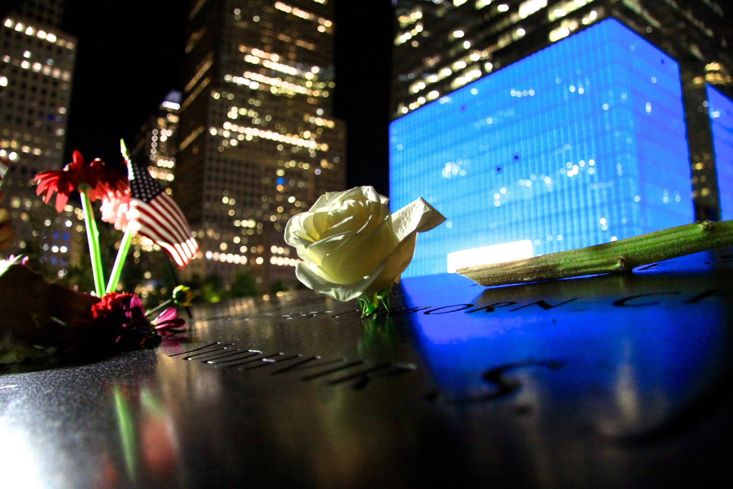The 9/11 Memorial. © Bobby Magill