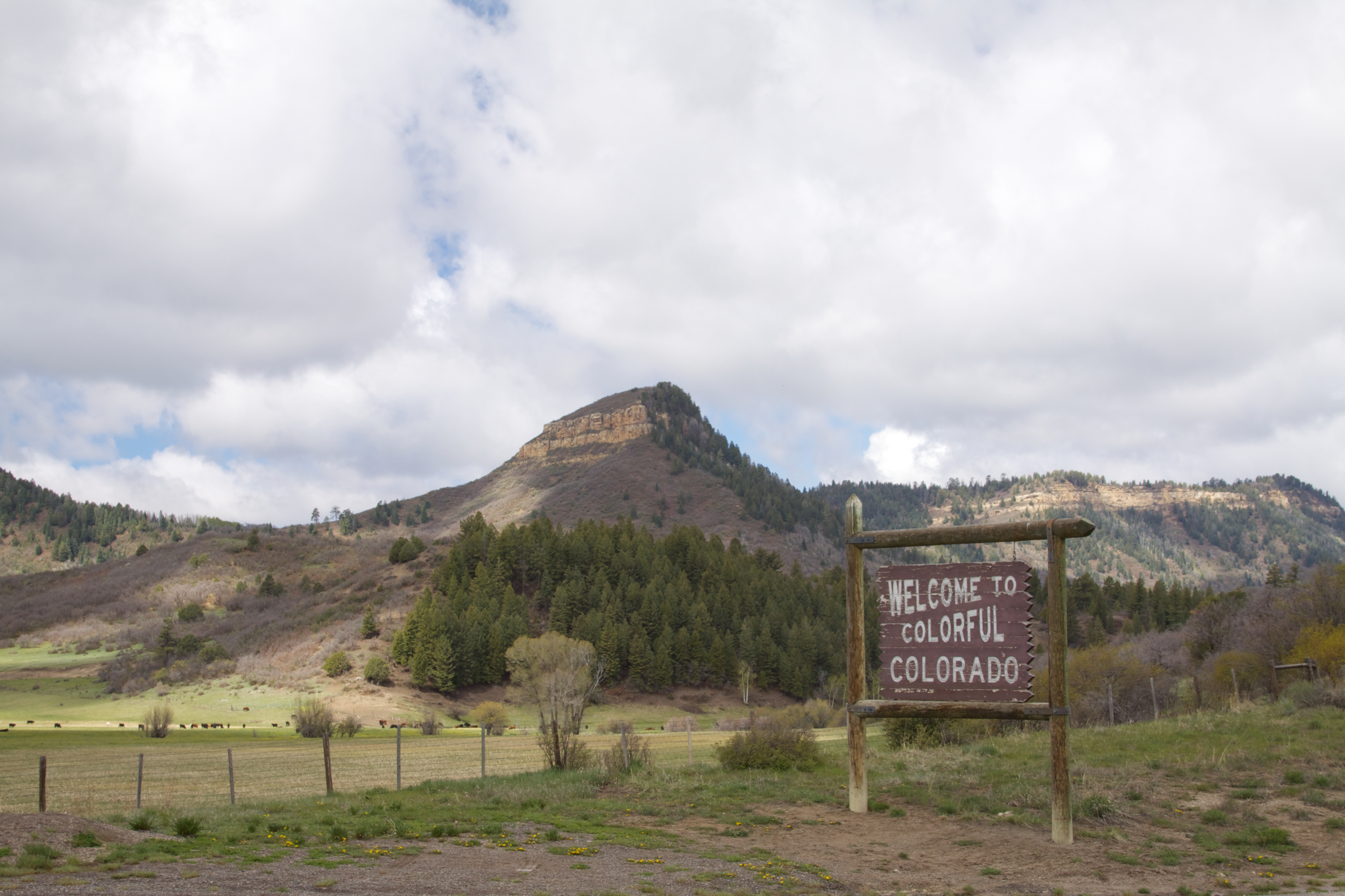 U.S. 84, Archuleta County