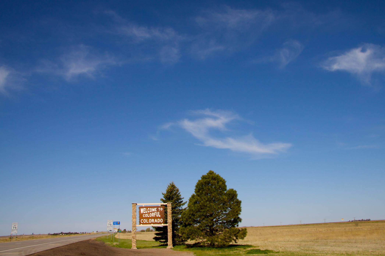 I-70, Kit Carson County