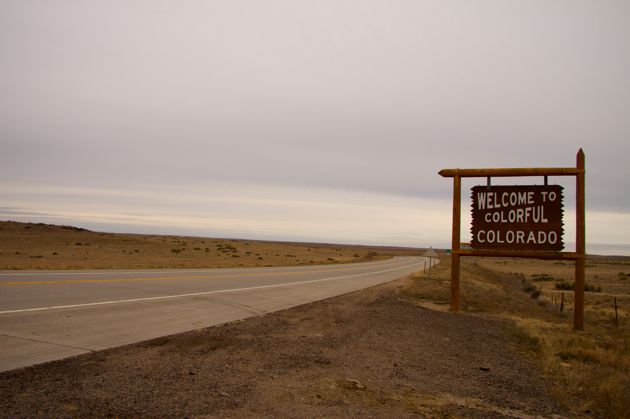 U.S. 287/385, Baca County