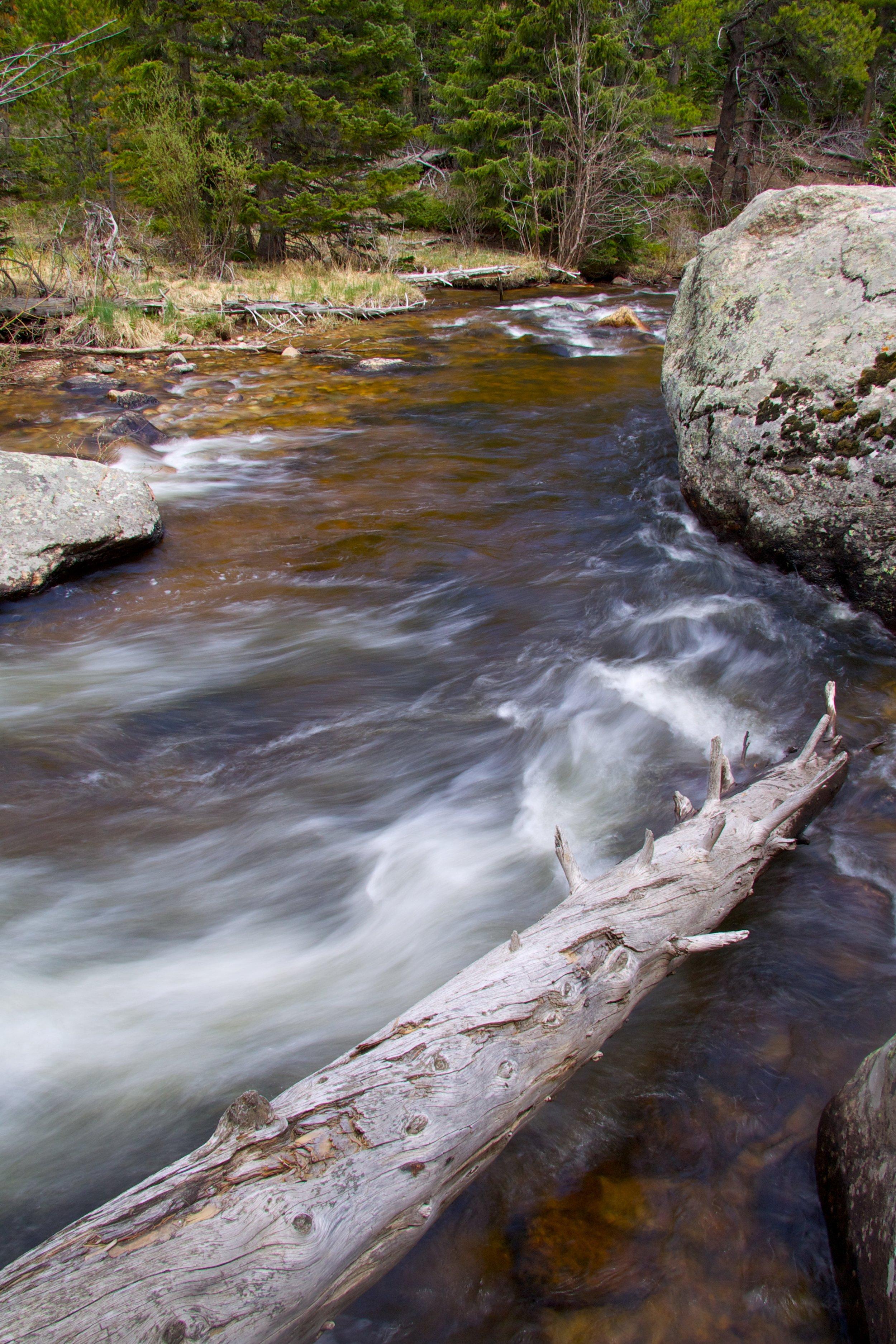 St. Vrain Creek