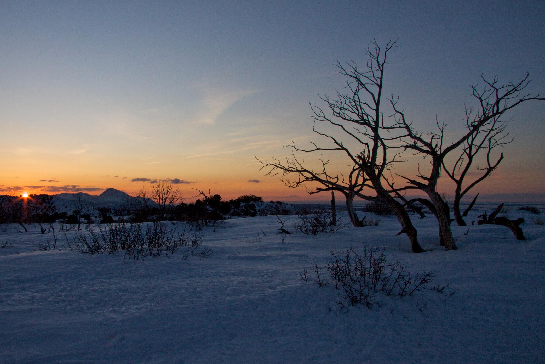Sleeping Ute Sunset