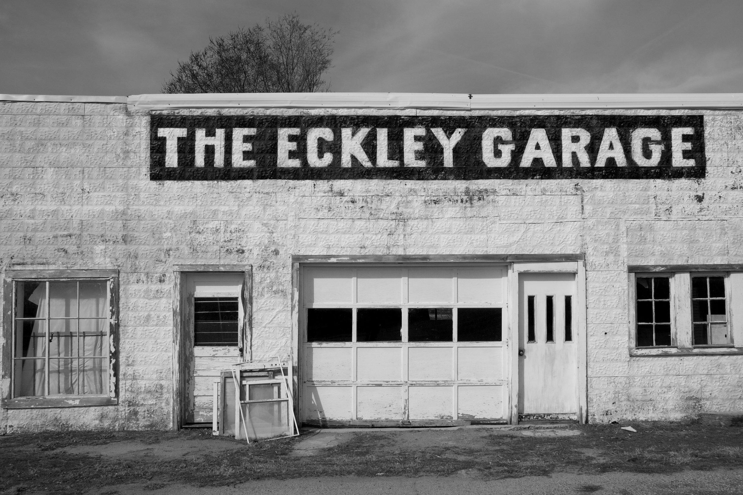 Eckley Garage