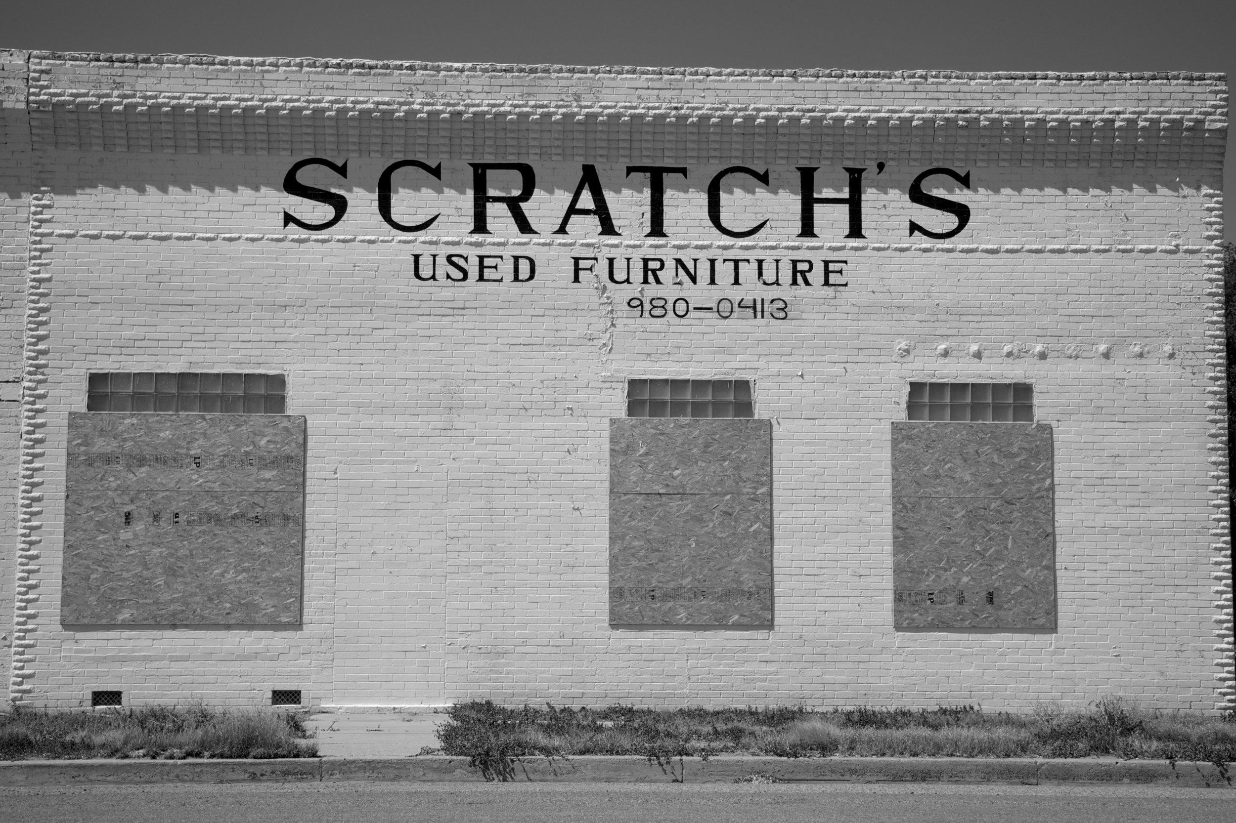 Scratch's
