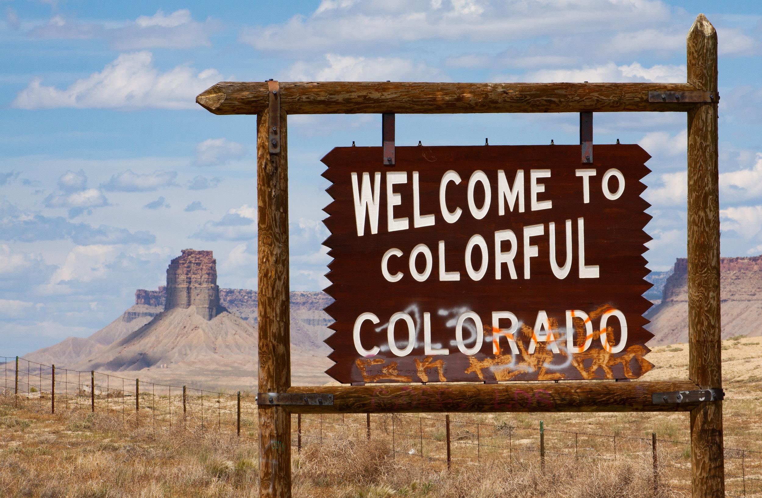 U.S. 491, Montezuma County, Colorado