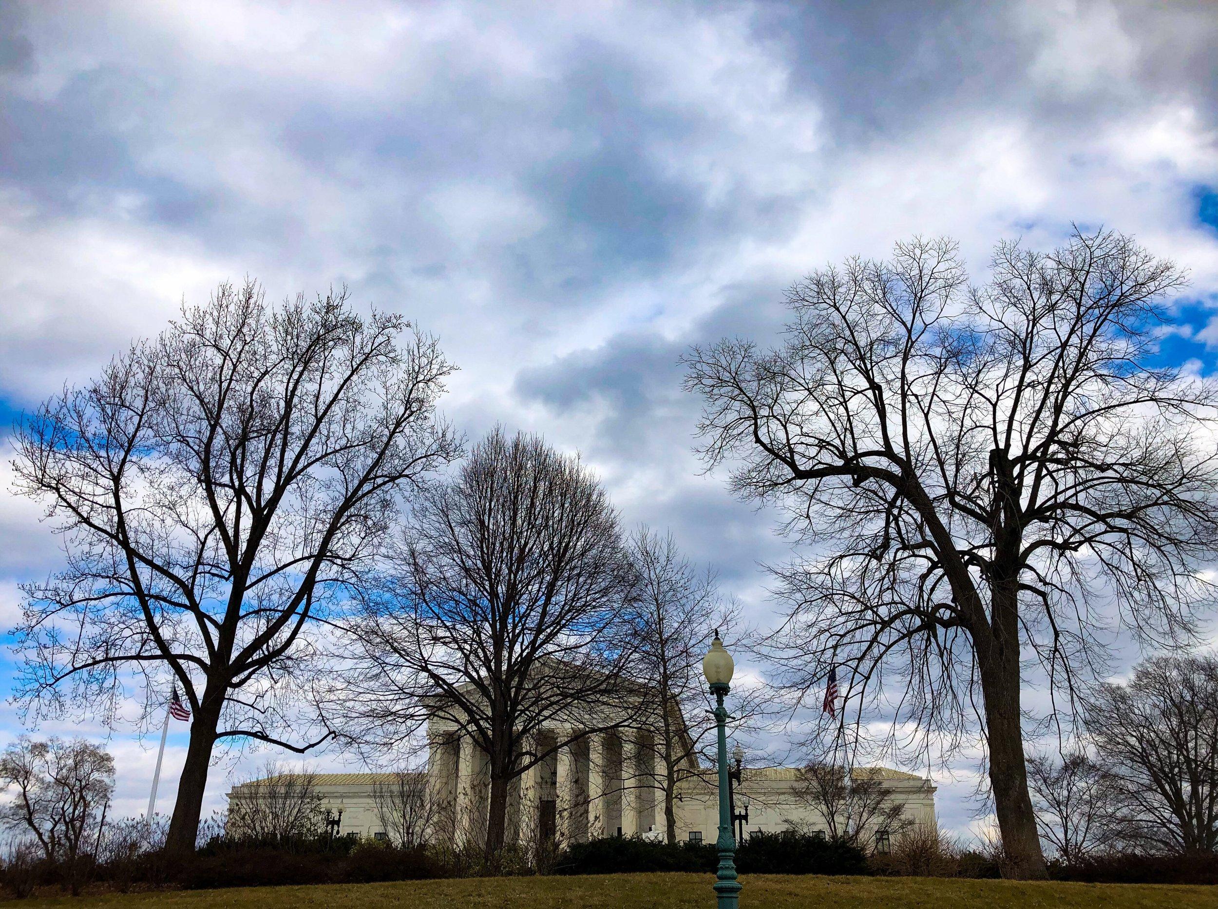 U.S. Supreme Court-2019