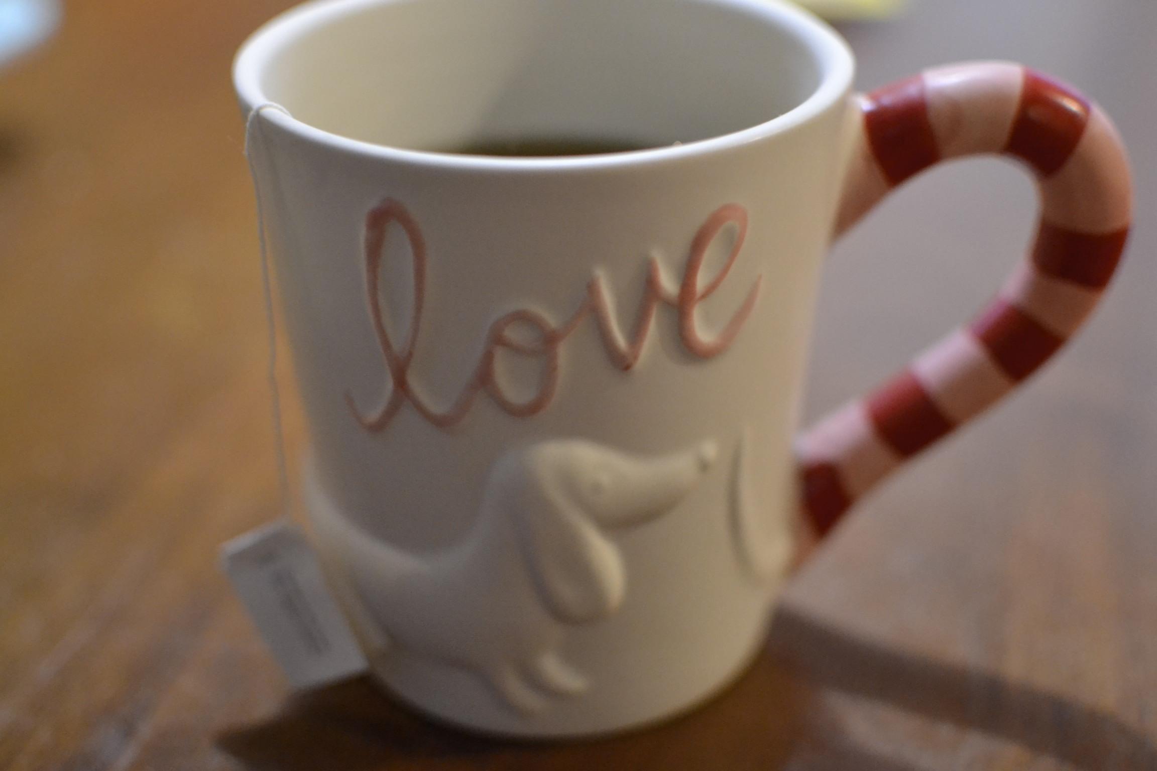 morning tea for me