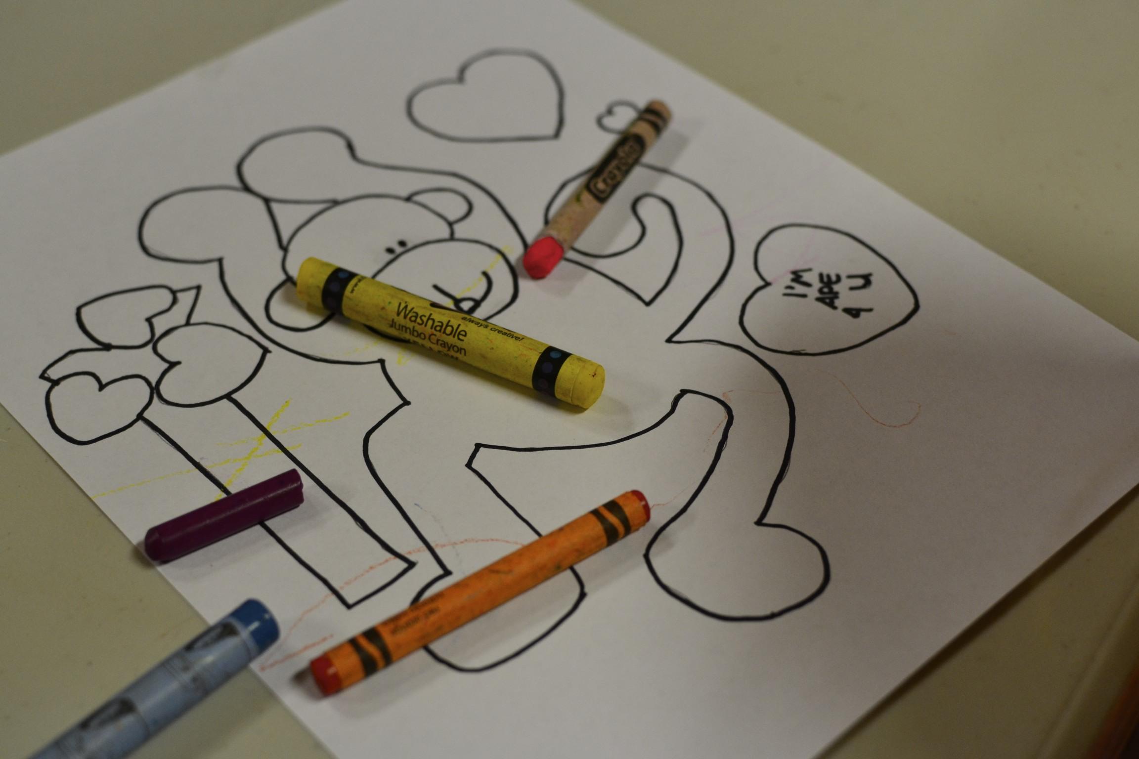 making monkey valentines