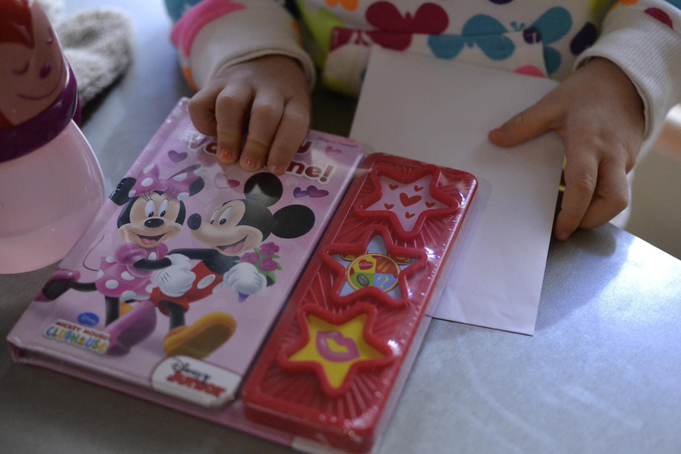 happy mail from nanna!