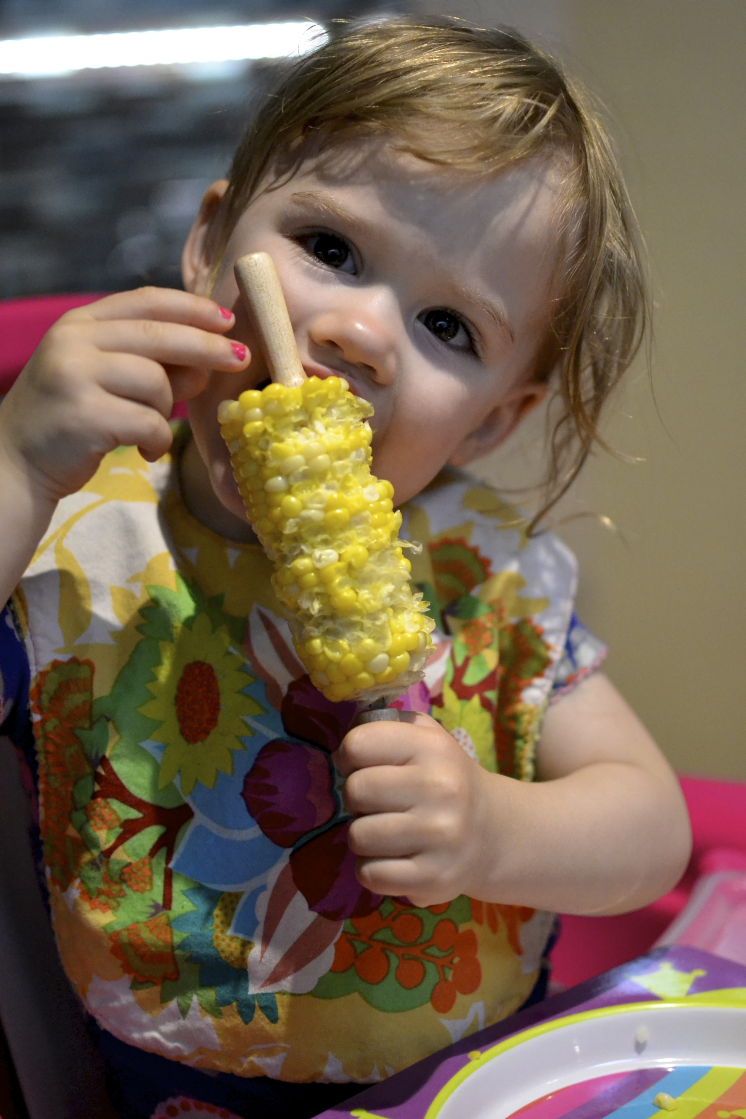 lover of corn on the cob