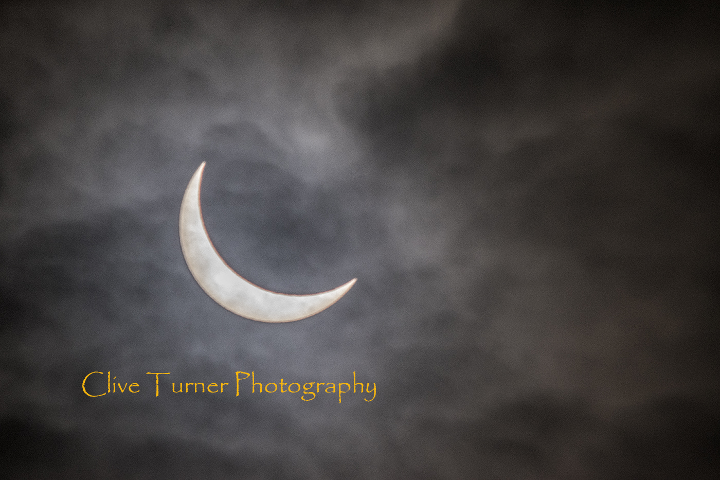 Solar Eclipse from Droitwich