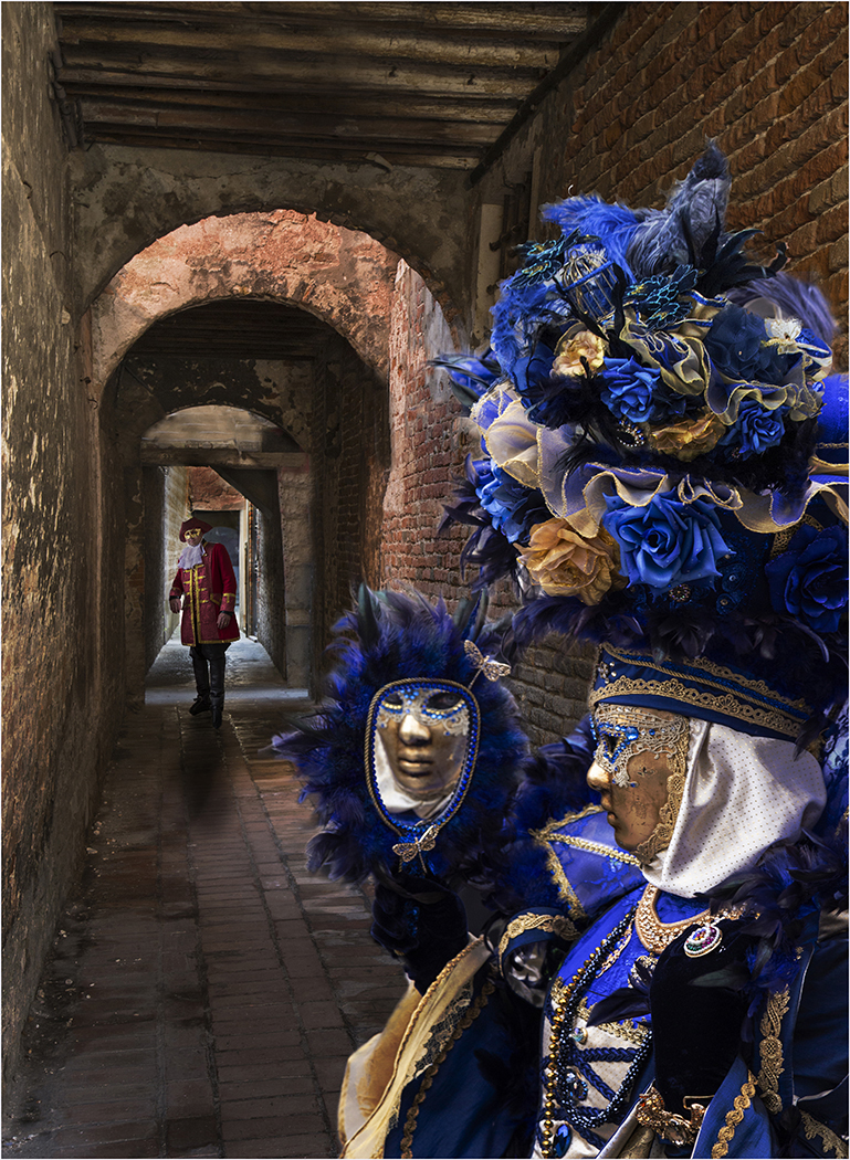 Robin Couchman.   A Venetian Assignation