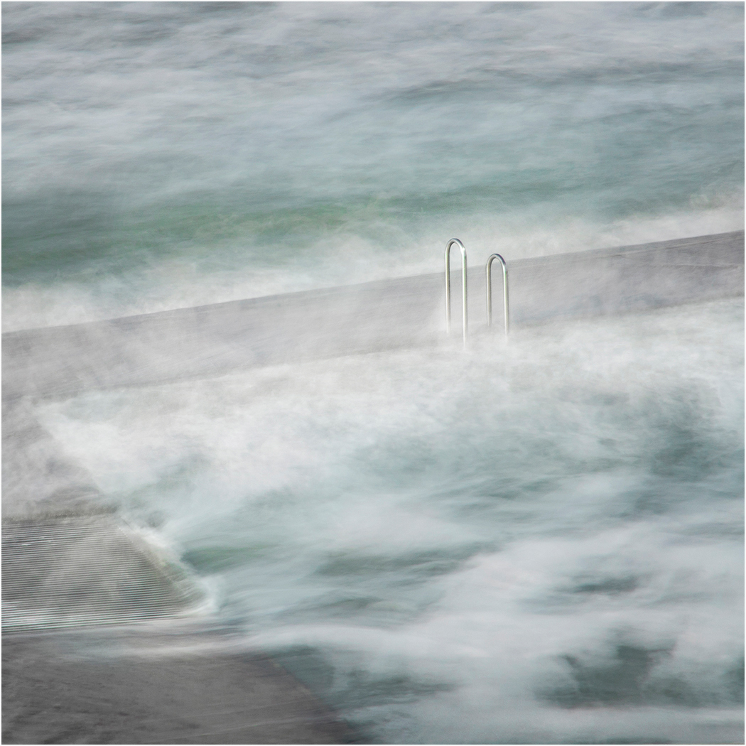 Audrey Couchman.    Sea Pool