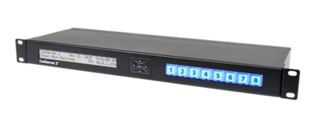 The Cue Server 2 Pro 920