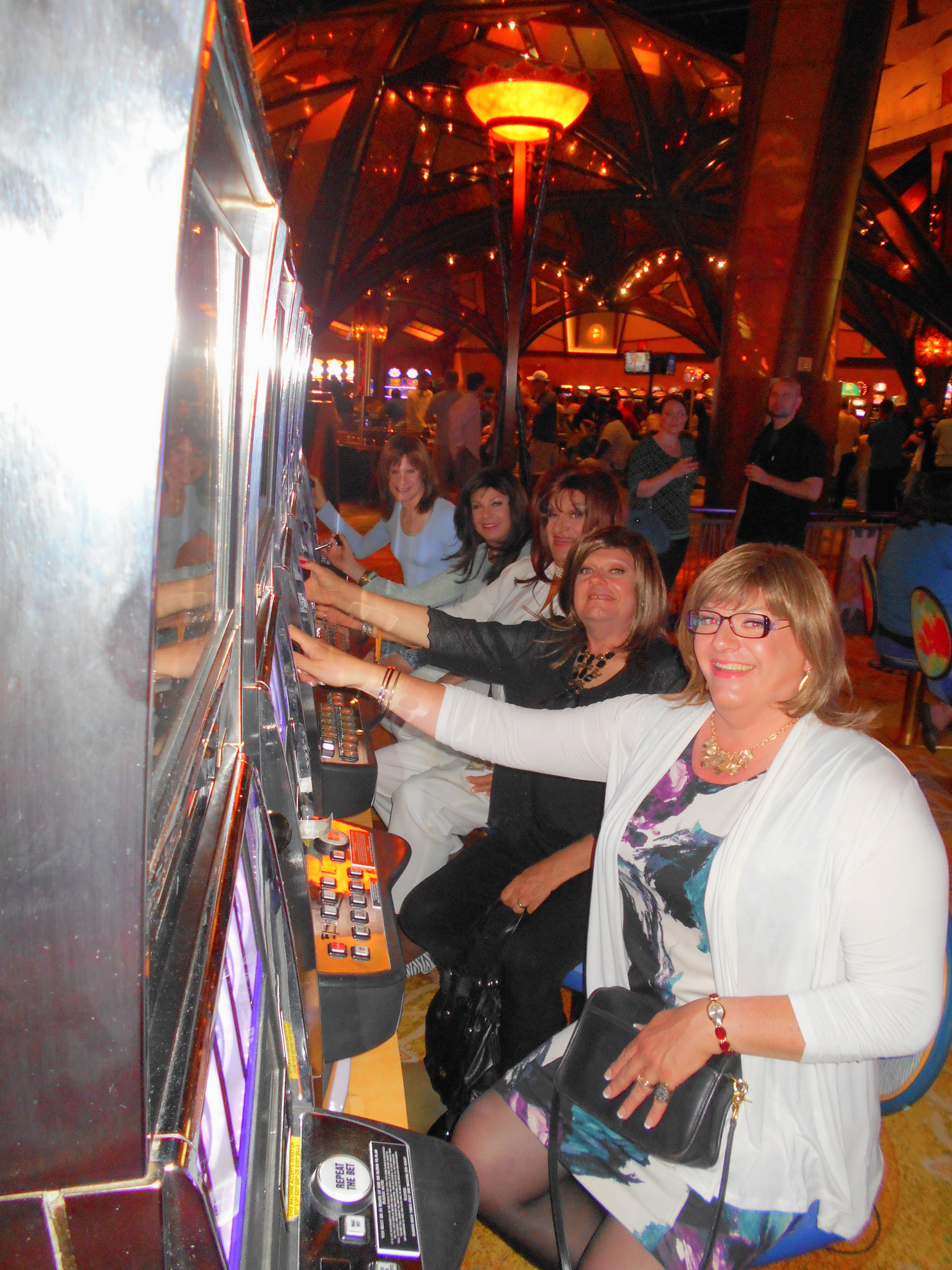 Synchronized Gambling