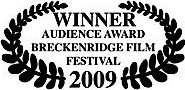 winner audience award breckenridge film festival 2009 james connor clements.jpg