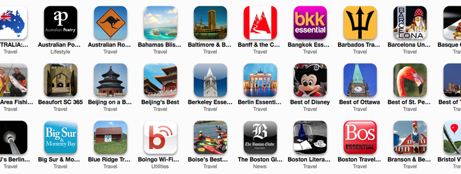 Sutro Media Apps available on iTunes