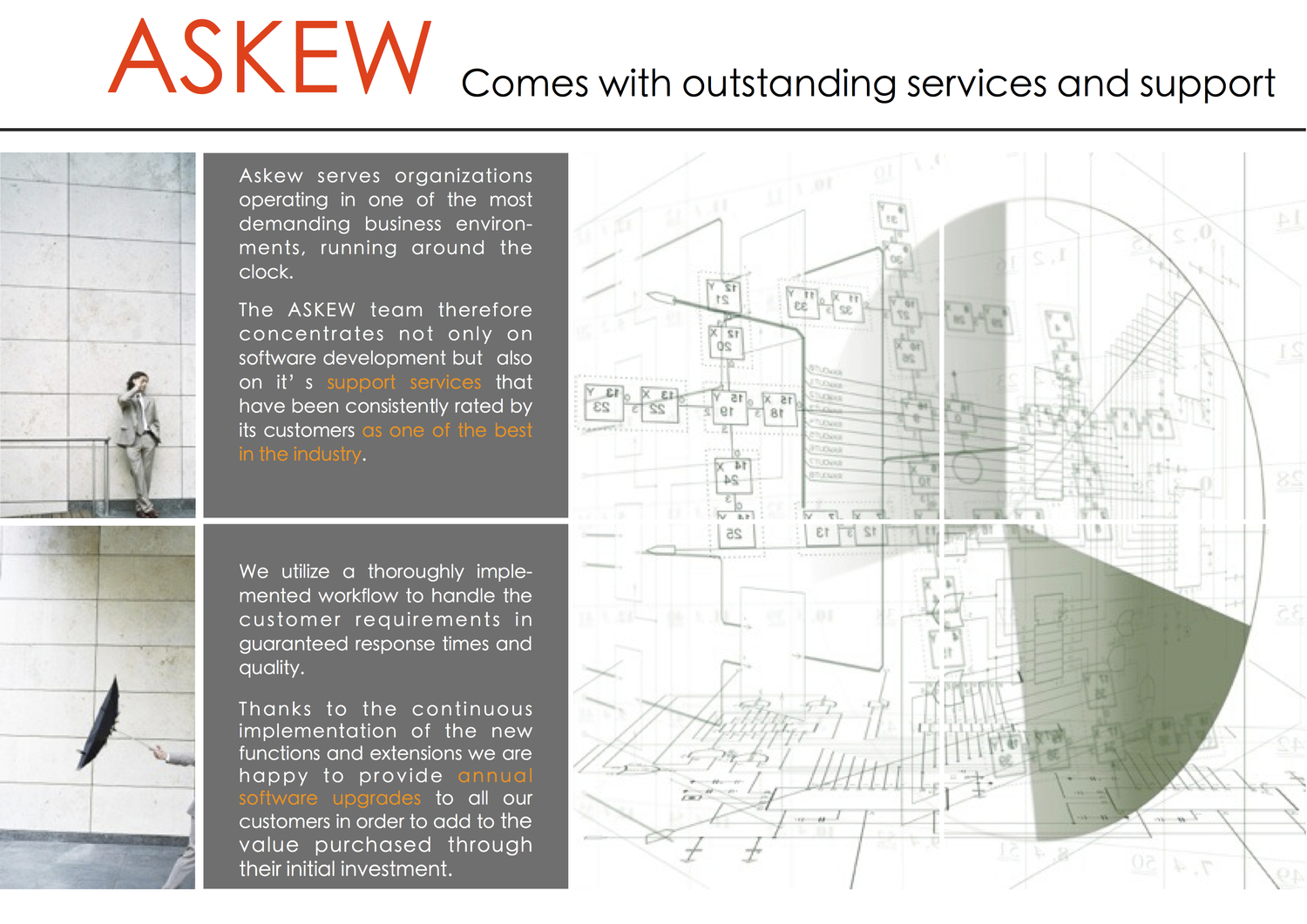 Company Profile — Askew Software for the Media Industry
