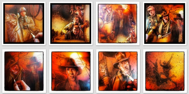 Young Indy Celebrates 20 Years with some new art!