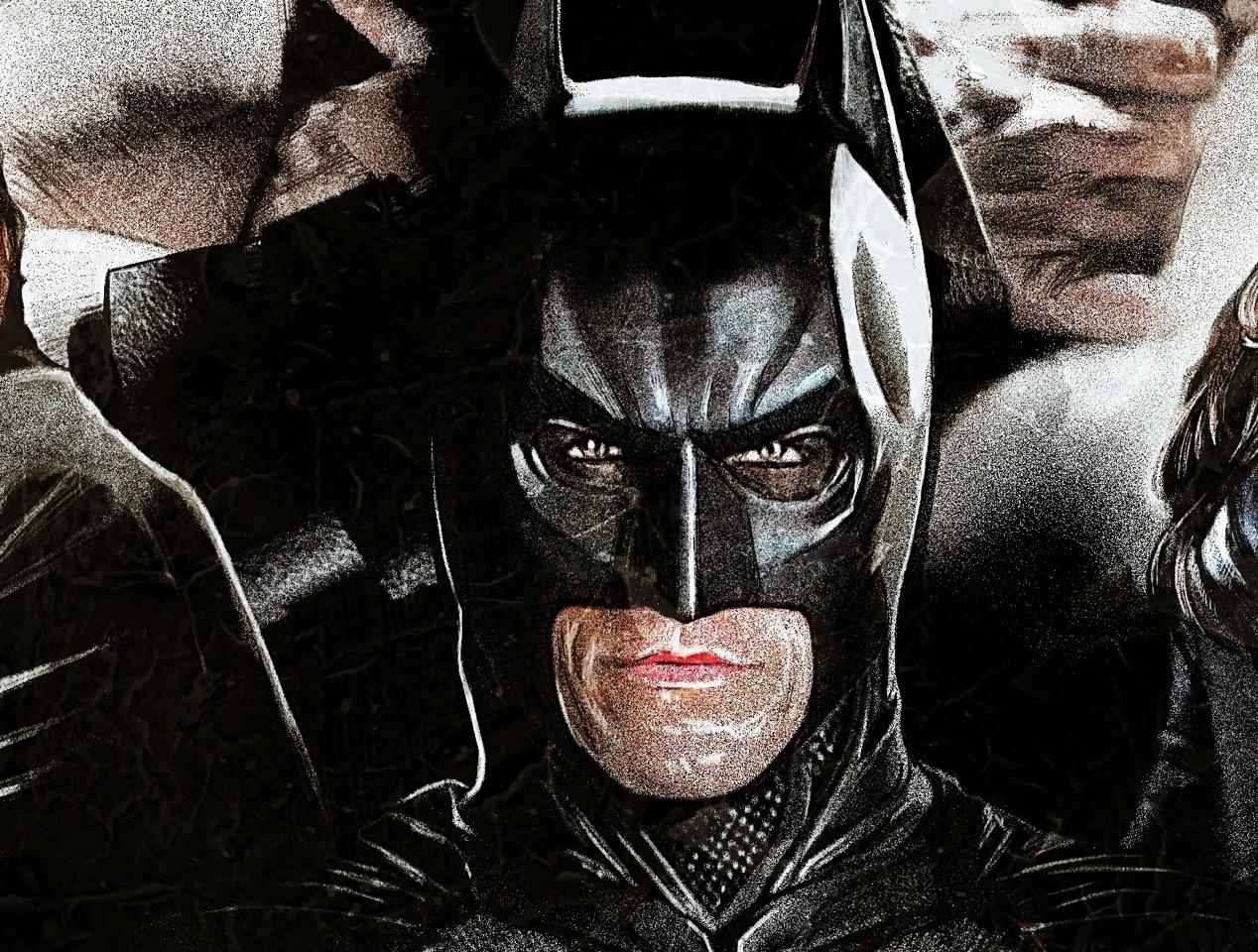 Dark Knight Rises Poster Artwork - 2 different styles