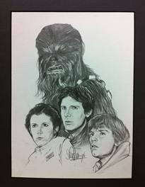 via  trademe.co.nz        I have 7 original pencil drawings from the archives for sale online... Check them out!
